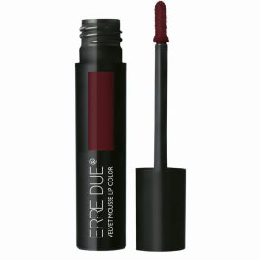 ERRE DUE Velvet Mousse Lip Color No156 Burgundi Wine 5.5ml