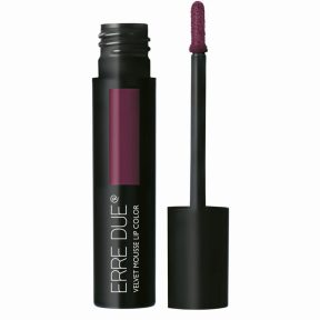 ERRE DUE Velvet Mousse Lip Color No158 Juicy Plum 5.5ml