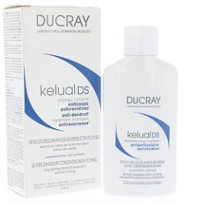 DUCRAY KELUAL DS Shampoo Squamo-Reducing Anti-Recurrence 100ml