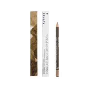 KORRES Long Lasting Eyebrow Pencil Medium Shade No2