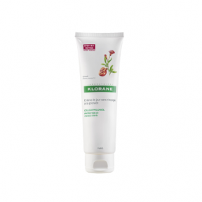 KLORANE Leave-in Cream with Pomegranate 125ml