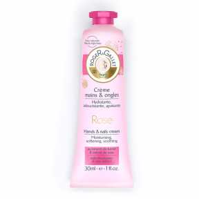 ROGER & GALLET Rose Hand and Nails Cream 30ml