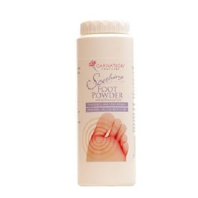 VICAN CARNATION Soothing Foot Powder 75gr