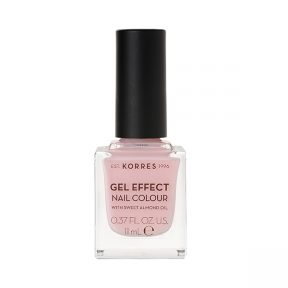 KORRES Gel Effect Nail Colour 05 Candy Pink 11ml