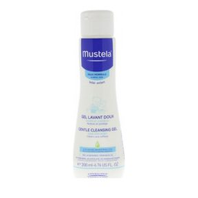 Mustela Gentle Cleansing Gel Hair & Body 200ml